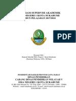 Cover Program Supervisi Akademik