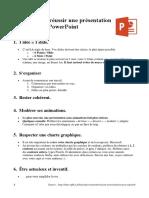 10 Cles Pour Reussir Une Presentation Powerpoint