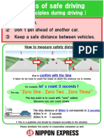 No.2_truck Accident Prevention Poster