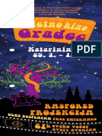 Ljetno Kino Gradec Program 2019