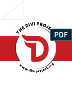 The Divi Project Downloadable White Paper PDF
