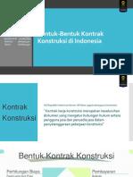 Kelompok 1_Bentuk Kontrak Konstruksi di Indonesia (new).pptx