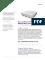 AP 7622 Data Sheet