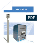 GTC-GS11 Libretto Uso e Manutenzione