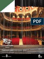 Programa Teatre Ateneu - Juliol 2019