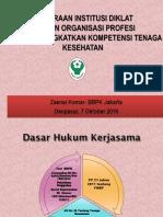 Profil Bbpk Jkt -Denpasar 7 Oktober 2016