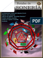 Retales Masoneria Numero 096 - Junio 2019