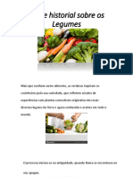 Historia dos legumes