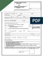 Solicitud Formato Licencia Funcionamiento 2016