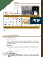 Site Construction Methodology Gypsum Boa