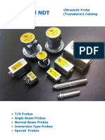 Probe Catalog From United-NDT