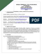 Programa CBU Manejo Ambiental Maldonado 20102