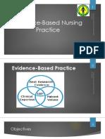 Evidence based nursing practice by Grido.pptx