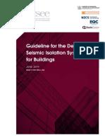 2825 Seismic Isolation Guidelines Digital