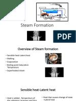 L3 Steam Formation