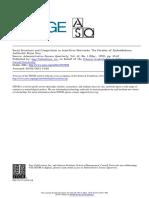 Uzzi 1997 Social Structure & Embeddedness