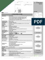 i Tron Zero b Product Sheet
