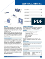 Unistrut General Catalog 7 - Electrical Fittings