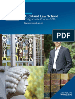 2019 Law Pg Courses