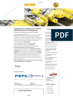 Manufacturers, Suppliers & Exporters of Temperature Sensors