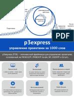 p3express – управление проектами за 1000 слов