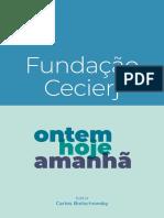 Fundação Cecierj - Ontem Hoje Amanhã
