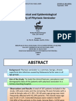 journal reading - ptyriasis versicolor