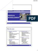 Cours 3 Pertes Ruissellement 2016 Tirage