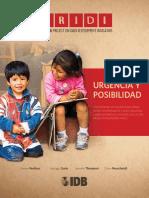 Verdisco et al  2014. PRIDI Primera iniciativa para crear datos comparables desarrollo infantil en latinoamerica.pdf