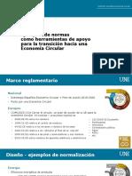 Ejemplos de normas como herramientas para la transición hacia una Economía Circular