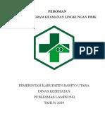 PANDUAN PROGRAM KEAMANAN LINGKUNGAN FISIK PUSKESMAS BATEALIT.doc