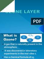 Tamayos Group Ozone
