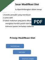 Prinsip Dasar Modifikasi Diet_RPL