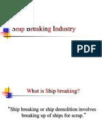 Shipbreaking Final