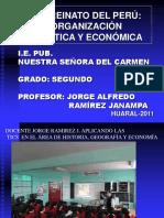 Virreinato Del Perú.politico-economico