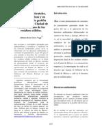 Discurso Ambienta- De La Torre Vega