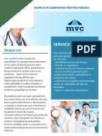 Mvc-services Medici Germania