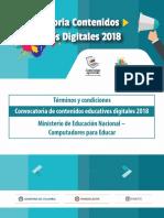 convocatoria contenidos_2018