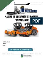 Manual de Rodillo - Lleno