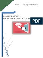 PREPARATORI Axinte_culegere de Teste