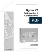 Kentec Sigma Xt Manual