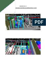 Imágenes Del 3d, Puente Grua Para Izaje de Motor de Compresores