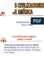 Civilizaciones de América