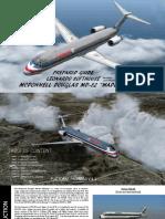 P3D Leonardo MD 82 Guide