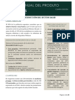 GA MA 010 Manual Del Producto
