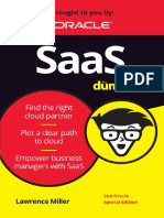 Oracle Saas for Dummies 2ndedition 4409697
