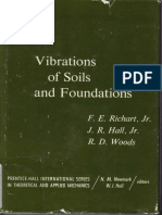 Vibrations of Soils and Foundations