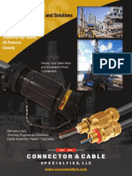 Aero Electric Connector CCS Catalog 2014