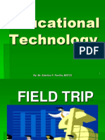 EdTech - Field Trips + ICT CHAPTER 8-9.ppt