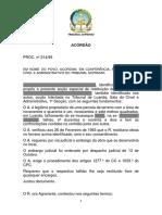 TSCCA Acórdão Proc. Nº 214 95 de 2 de Fevereiro de 1996 Def1